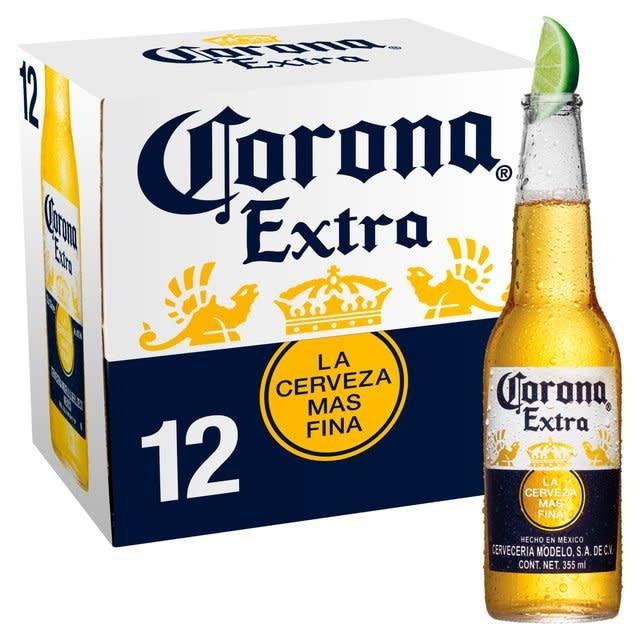 Corona 12oz 12pk