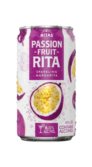 Ritas Passion Fruit 16oz