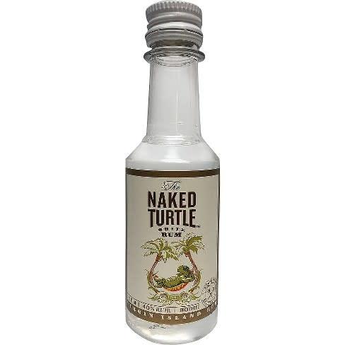 Naked Turtle Rum 50ml