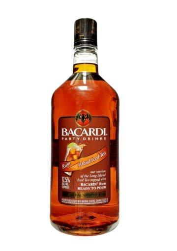 Bacardi Rum Island Ice Tea 1.75L