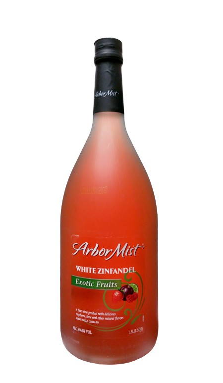 Arbor Mist White Zinfandel Exotic Fruits 1.5L