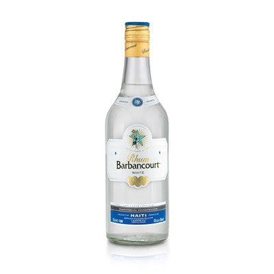 Barbancourt  Rhum White 750ml