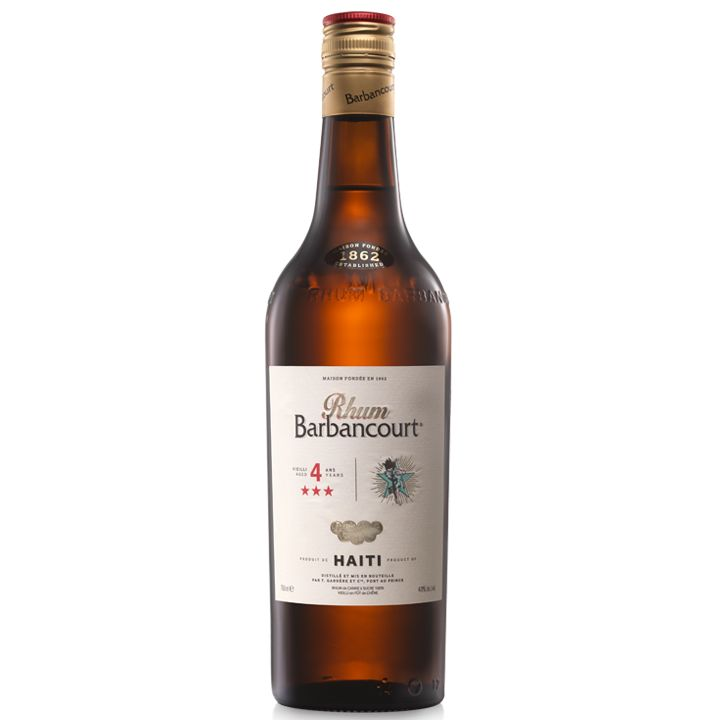 Barbancourt Rhum 3 star 750ml