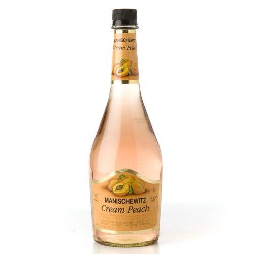 Manischewitz Cream Peach 750ml