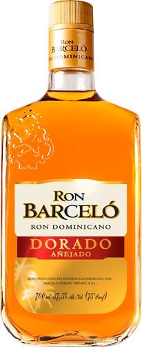 Ron Barcelo Rum Dorado 750ml