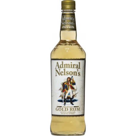Admiral Nelson's Gold Rum 750ml