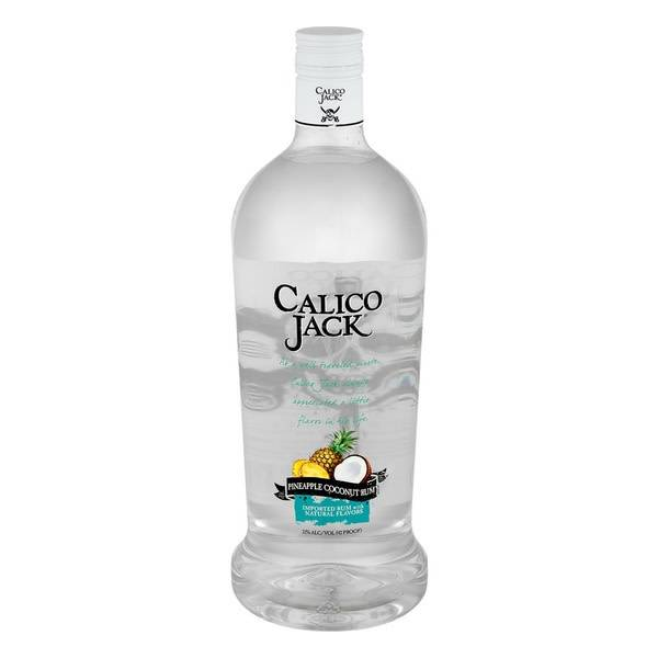Calico Jack Coco/Pineapple 1.75L