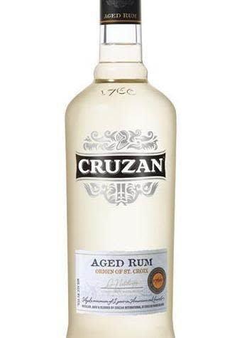 Cruzan Silver Rum 1.75L