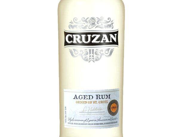 Cruzan Silver Rum 750ml