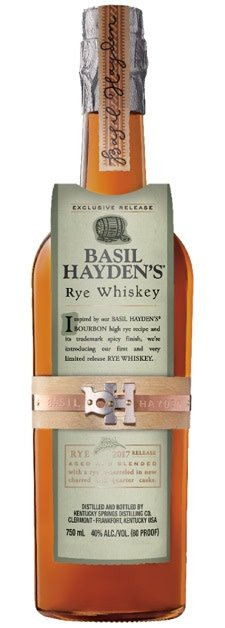 Basil Hayden Bourbon Whiskey 375ml
