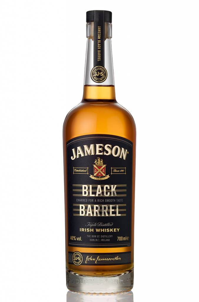 Jameson Black Barrel Whiskey 750ml