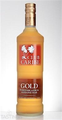 Club Caribe Gold Rum 750ml