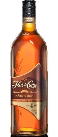 Flor De Cana Anejo 4Yr Rum 750ml