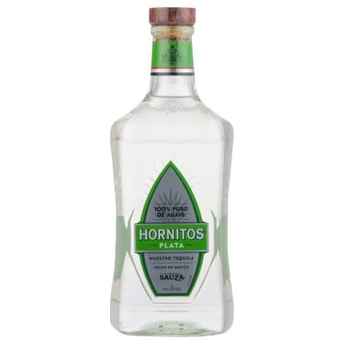 Hornitos Plata Tequila 200ml