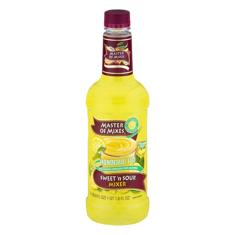 Master Mix Sweet & Sour Liter