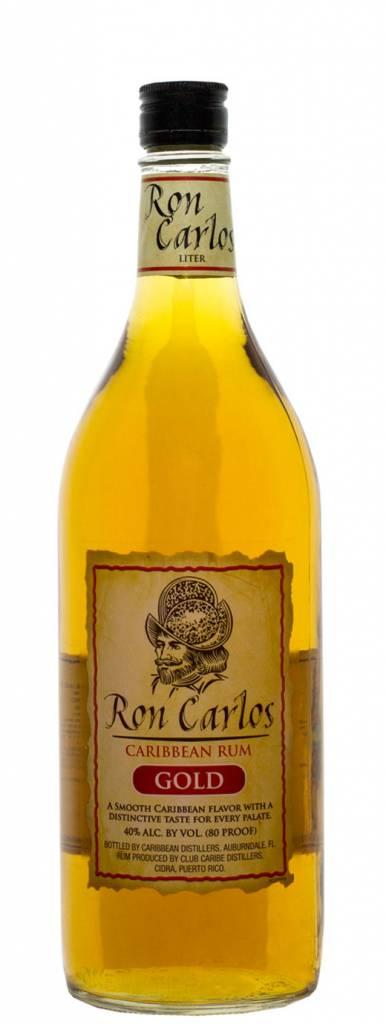 Ron Carlos Rum Gold Liter