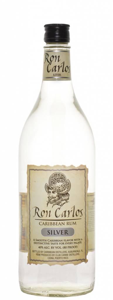 Ron Carlos Rum Silver Liter