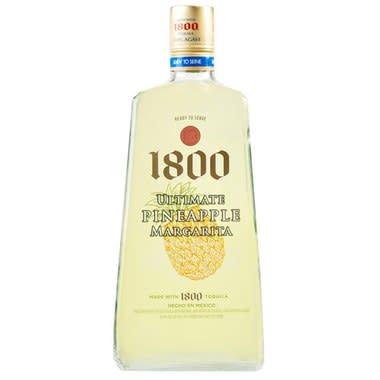 1800 Ultimate Margarita Pineapple 1.75L