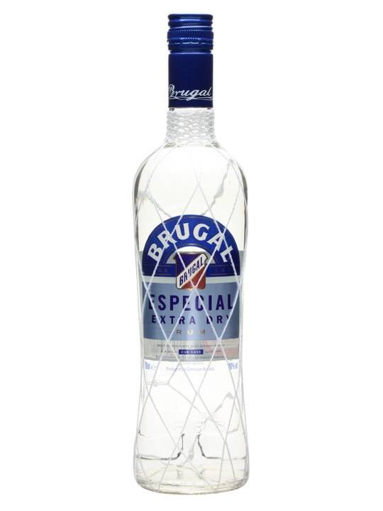 Brugal Rum Extra Dry 750ml