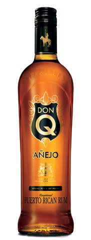 Don Q Cristal Gold Rum 750ml
