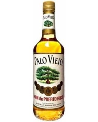 Palo Viejo Gold Rum 750ml