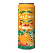 Arizona Orangeade 23oz
