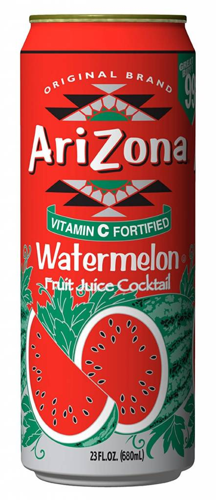 Arizona Watermelon 23oz