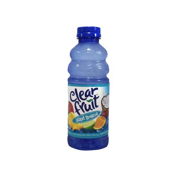Clear Fruit Island Breeze