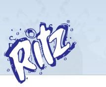 Ritz Grape 12oz Can