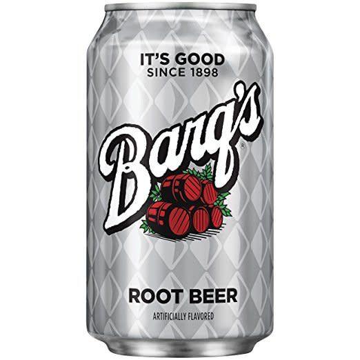 Barg's Rootbeer 12oz