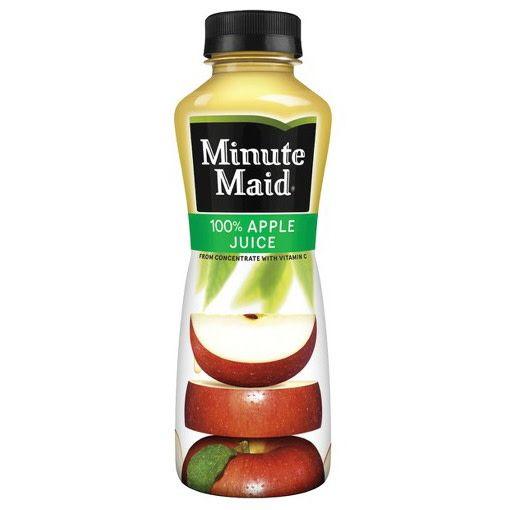 Minute Maid Apple Juice 12oz