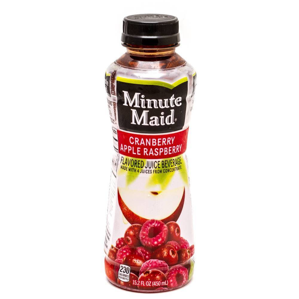 Minute Maid Cran/Apple/Rasp 12oz