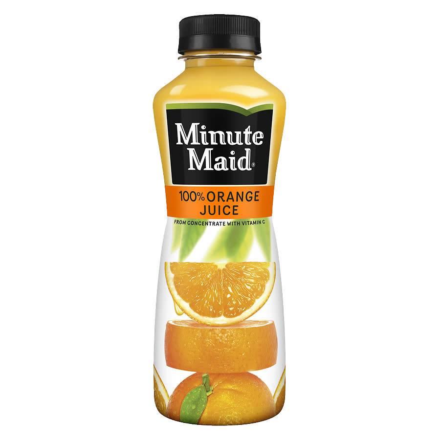 Minute Maid Orange Juice 12oz