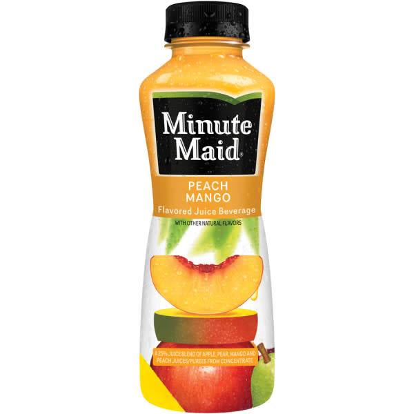 Minute Maid Peach Mango 12oz