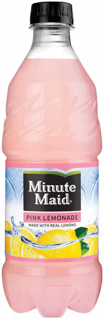 Minute Maid Pink Lemonade 20oz