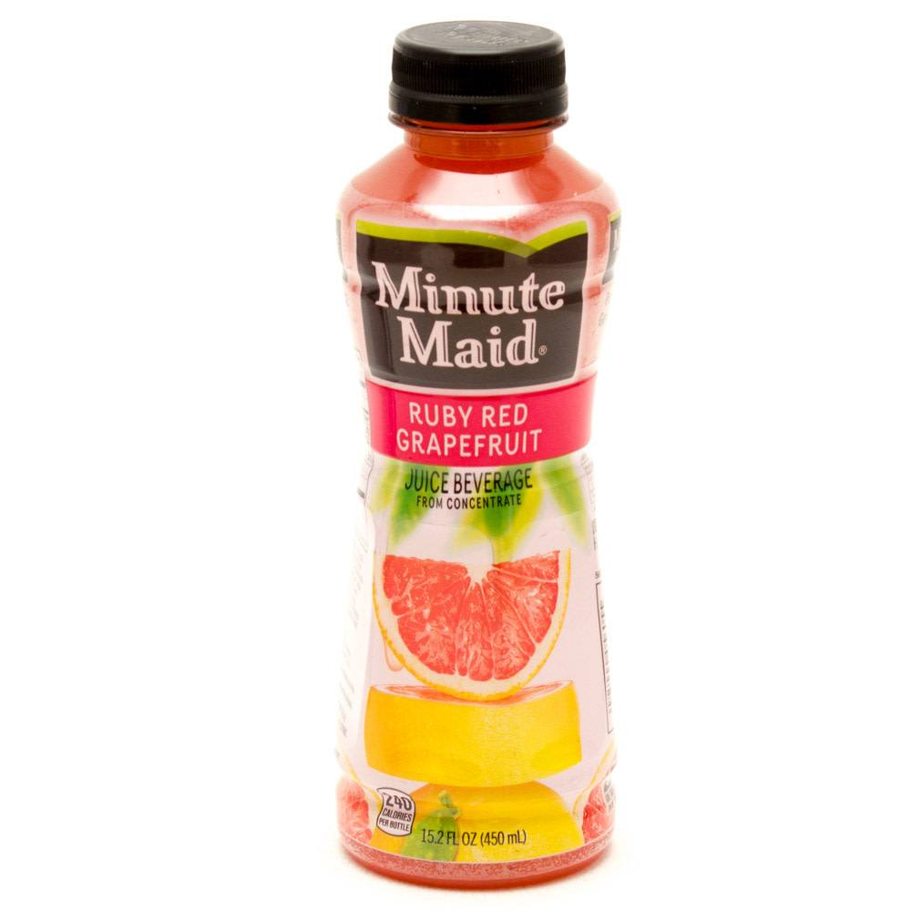 Minute Maid Ruby Red 12oz