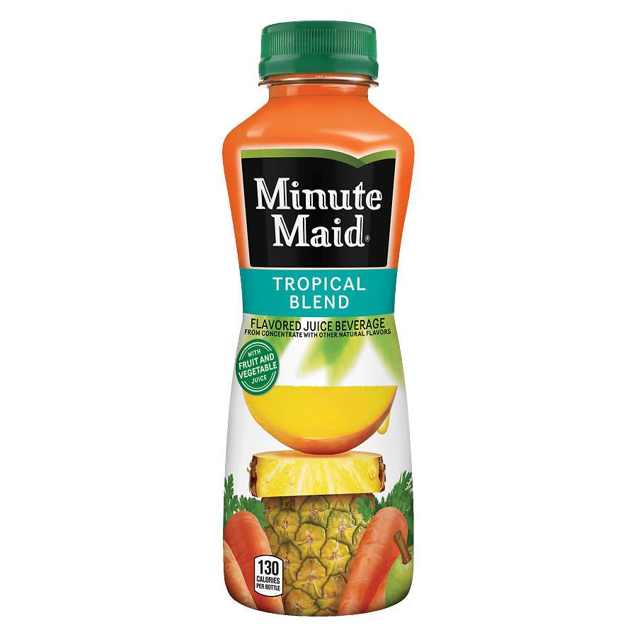 Minute Maid Tropical Blend 12oz