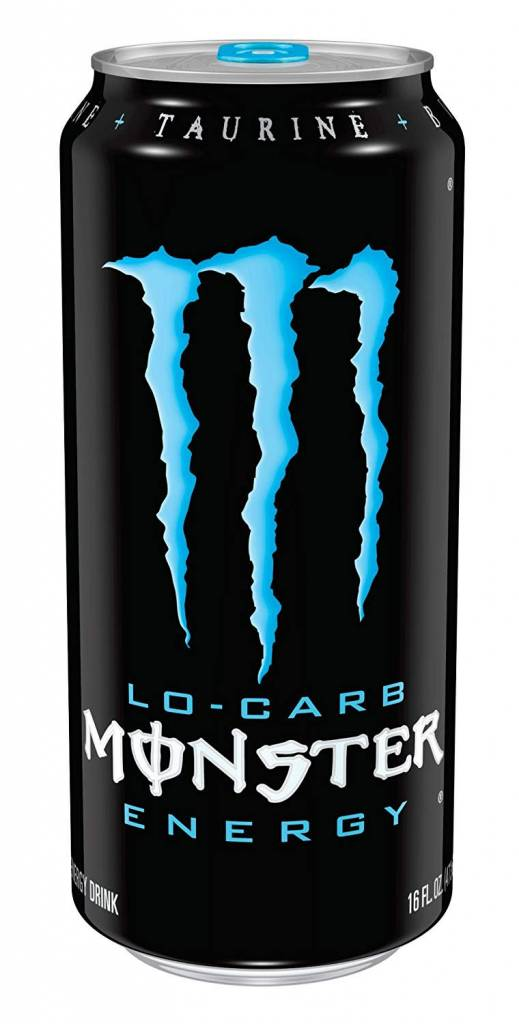 Monster Low Carb 16oz