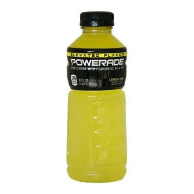 Powerade Lemon Lime 20oz