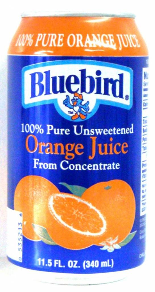 Bluebird Orange 5.5oz
