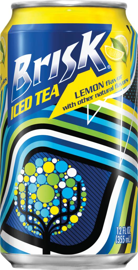 Brisk Iced Tea 12oz