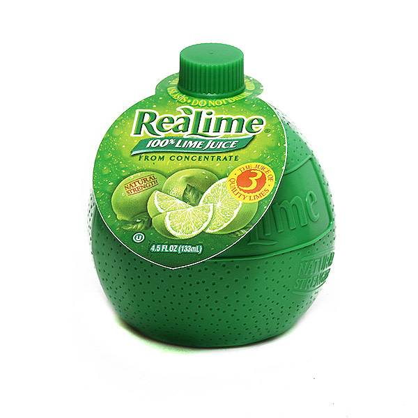 Real Lime Juice 2.5