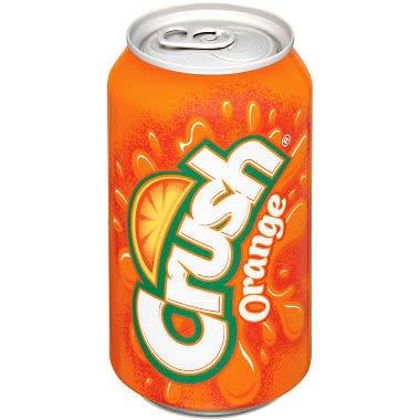 Crush Orange 12oz