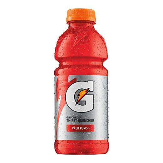 Gatorade Fruit Punch 20oz