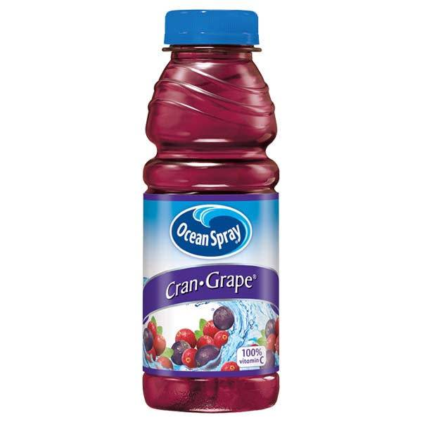 Ocean Spray Cran/Grape 15.2oz
