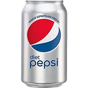 Pepsi Diet 12oz