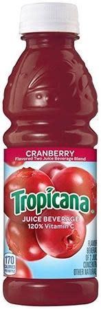 Tropicana Cranberry 32oz
