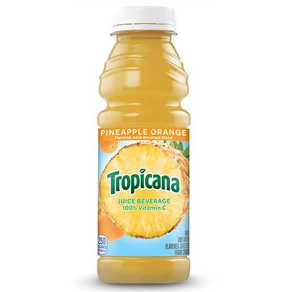 Tropicana Orange Pineapple 15.2oz