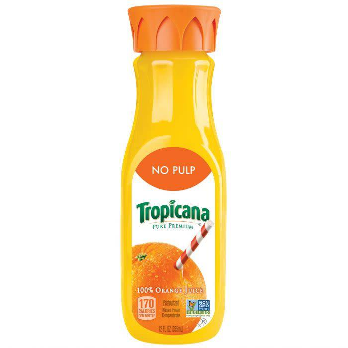 Tropicana Premium Orange Juice 12oz