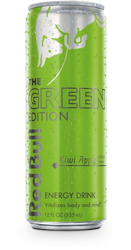 Red Bull Kiwi Apple 12oz